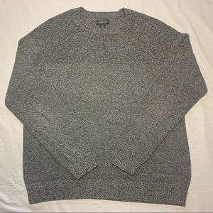 Kenneth Cole Reaction Grey Men's Crew Neck Sweater